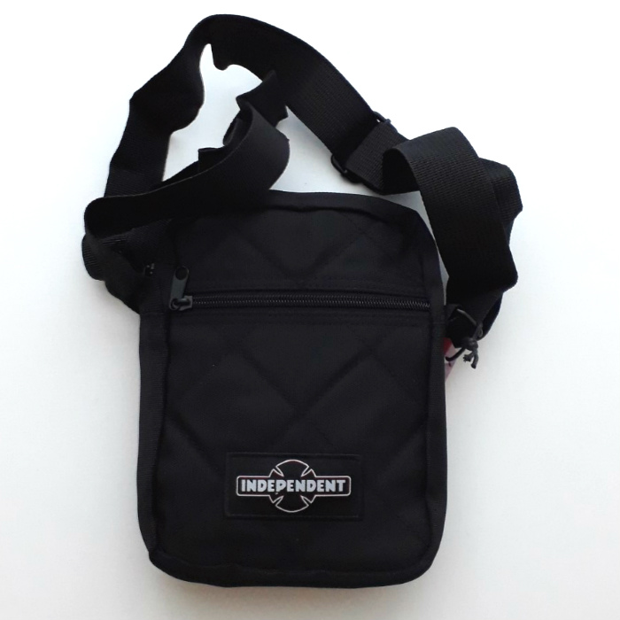 Independent Trucks - Dual - Shoulder Bag - Black