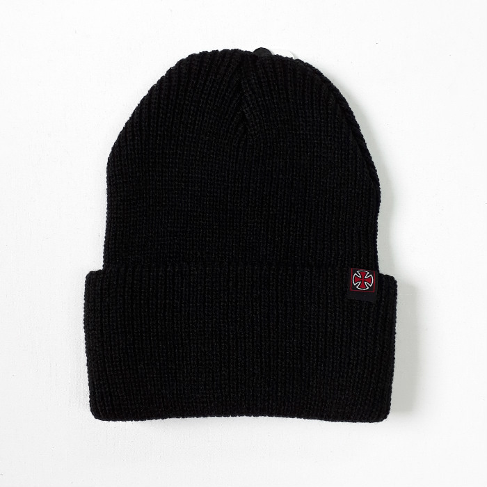 Independent Trucks - Edge - Cuff Beanie Hat - Black