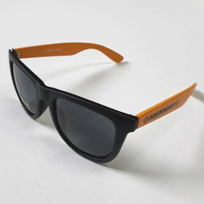 Independent-Trucks-Industry-Sunglasses-Black-Orange