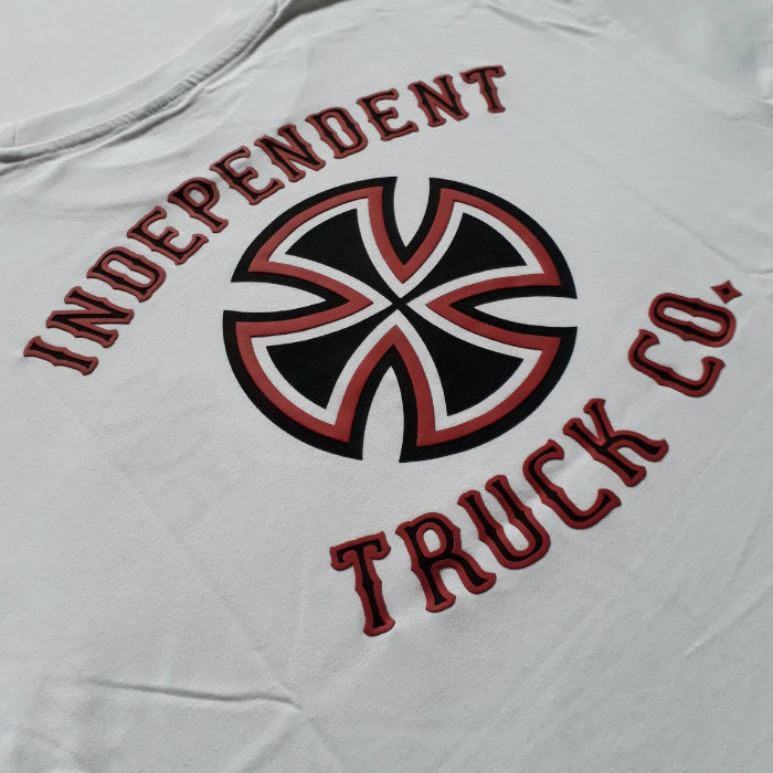 Independent-Trucks-Pennant-T-Shirt-White-A