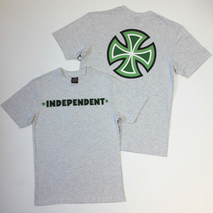 Independent Trucks - Primary T-Shirt - Athletic Heather