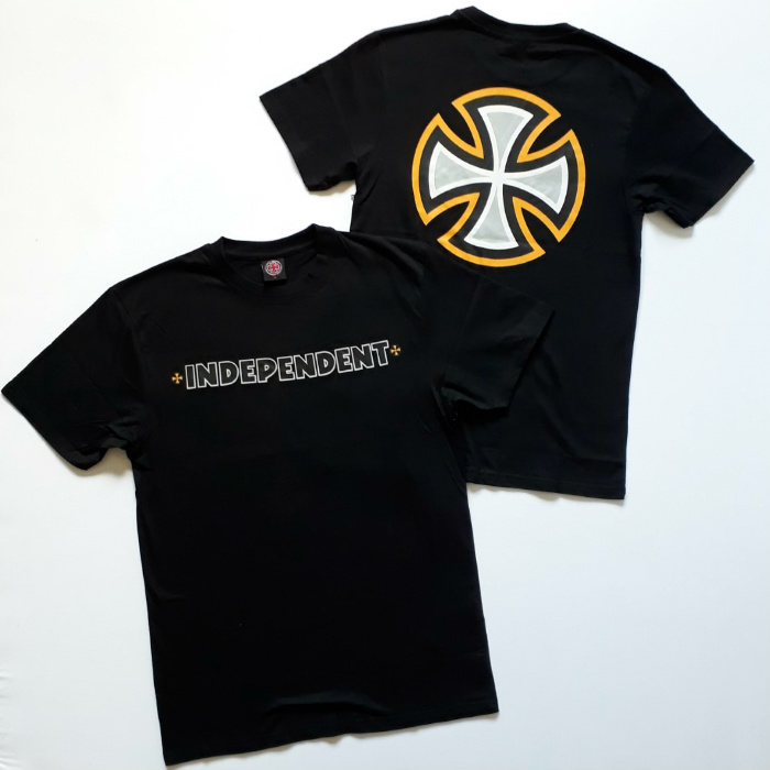 Independent Trucks - Primary T-Shirt - Black