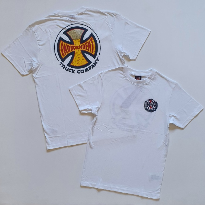 Independent Trucks - Suds T-Shirt - White