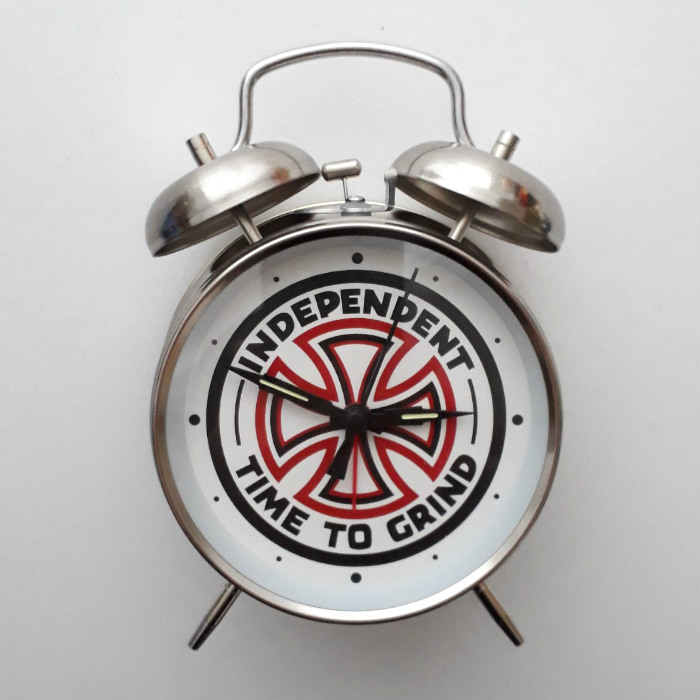Independent Trucks - Time To Grind - Alarm Clock