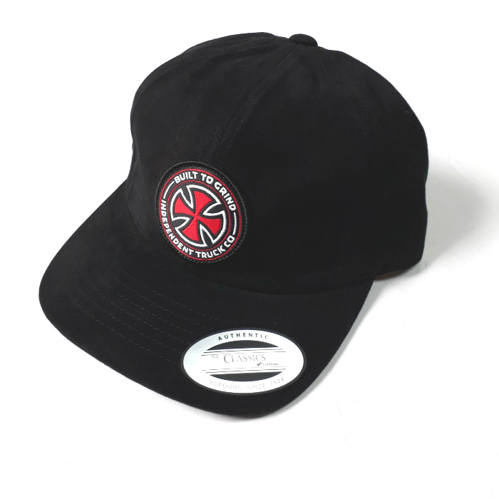 Independent BTG Patch Cap