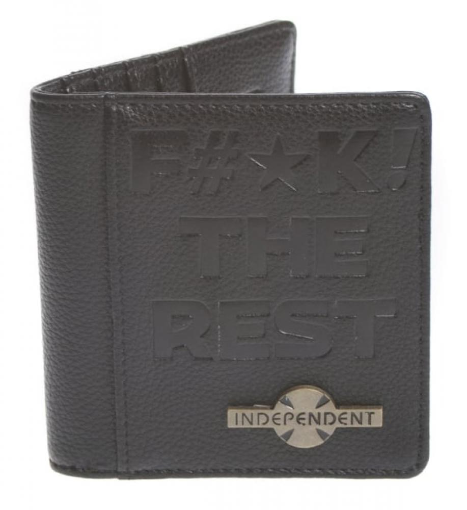 Independent Trucks - FTR Wallet - Black