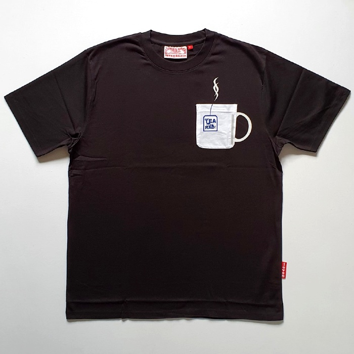 Lovenskate - TEA-Shirt - Printed Pocket T-Shirt - Black