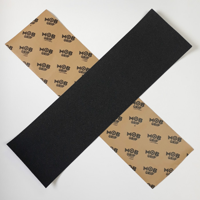 MOB Grip - Single Sheet - Skateboard Grip Tape - Black