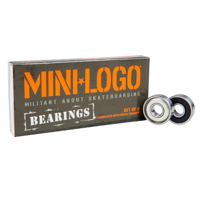 Mini Logo Bearings NEW