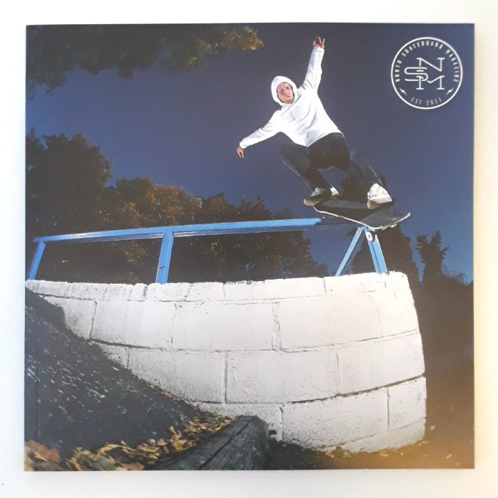 North Skateboard Magazine - Issue 20 - 2018