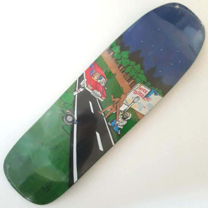 Polar-Skate-Co-Nick-Boserio-Welcome-to-Perth-1992-Shaped-Skateboard-Deck-9-25