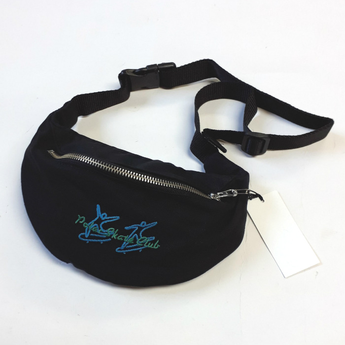 Polar Skate Co - Doodle Hip Bag - Black