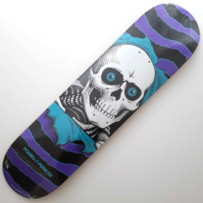 Powell-Peralta - One Off Ripper - Skateboard Deck 8.00 - Purple