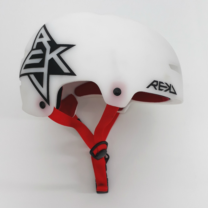 REKD - Elite Icon - Semi-Transparent - Helmet