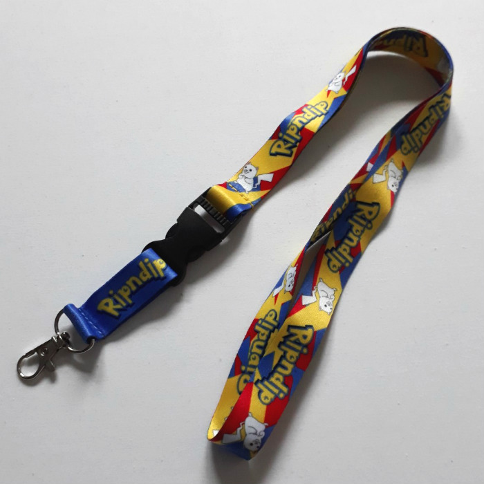 RIPNDIP - Catch Em All - Lanyard