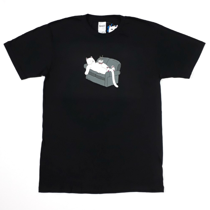 RIPNDIP - Noodles T-Shirt - Black