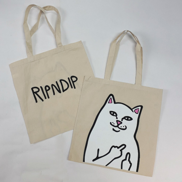 RIPNDIP - Lord Nermal - Tote Bag