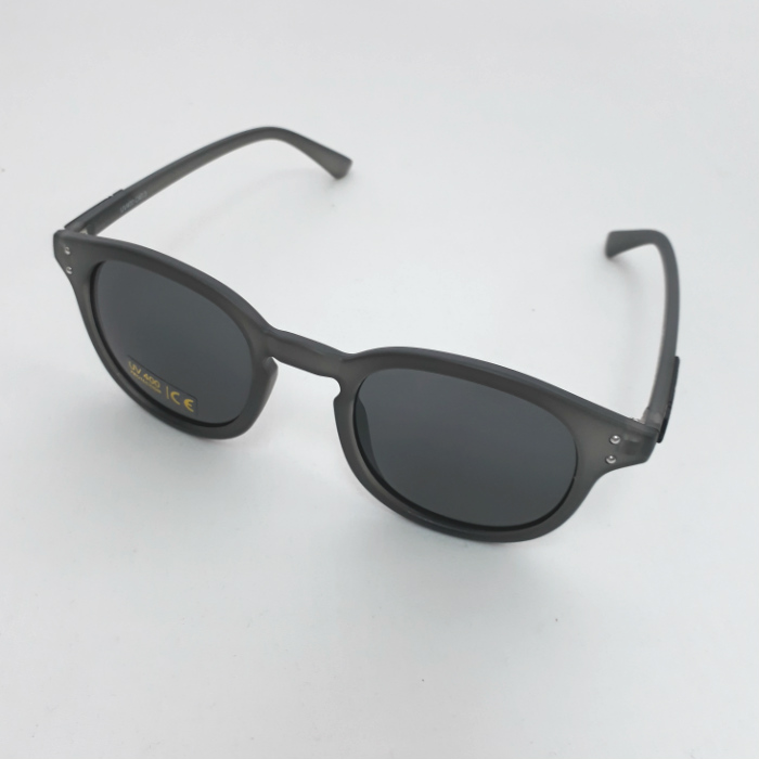 Santa Cruz Skateboards - Bank Sunglasses - Clear Charcoal