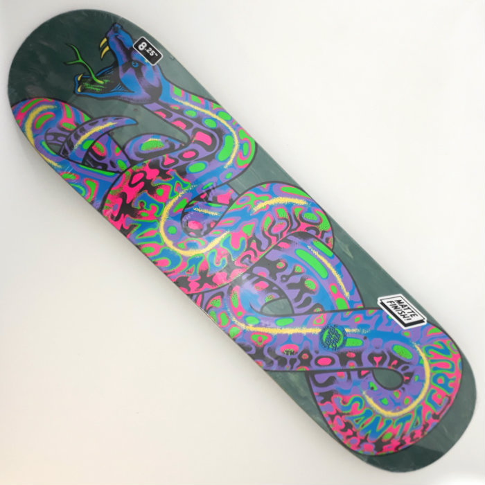 Santa Cruz Skateboards - Kendall Snake - Skateboard Deck 8.25