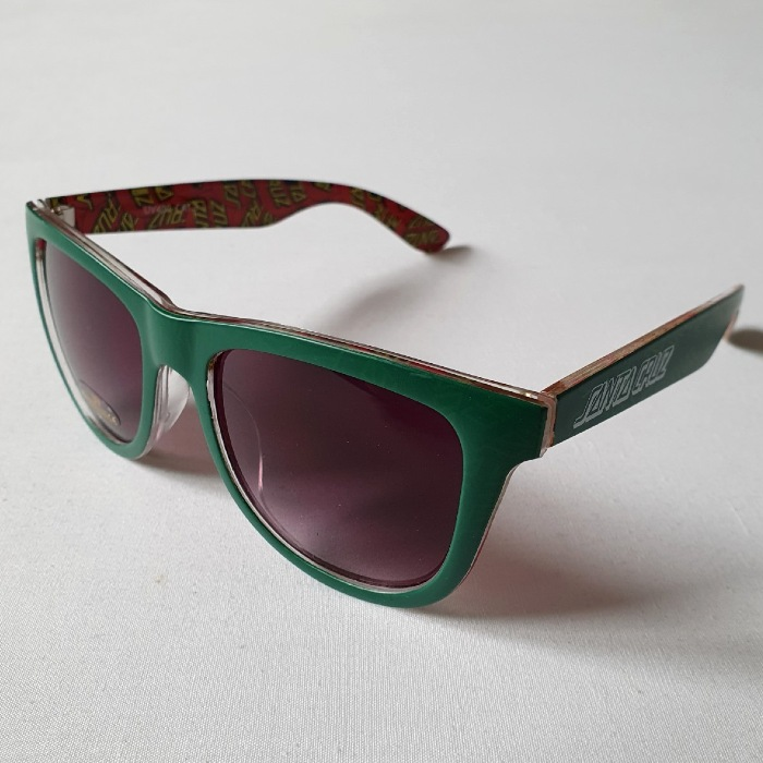 Santa Cruz Skateboards - Multi Dot Sunglasses - Evergreen