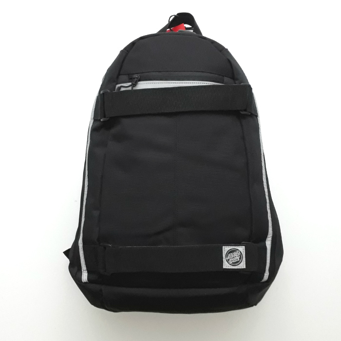 Santa Cruz Skateboards - Plaza - Backpack / Skateboard Carrier