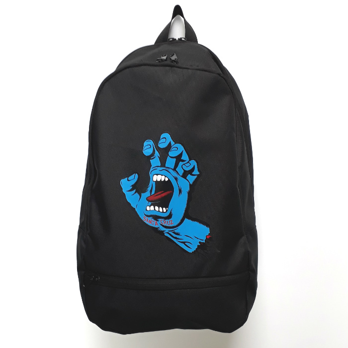 Santa Cruz Skateboards - Screaming Hand Backpack - Black