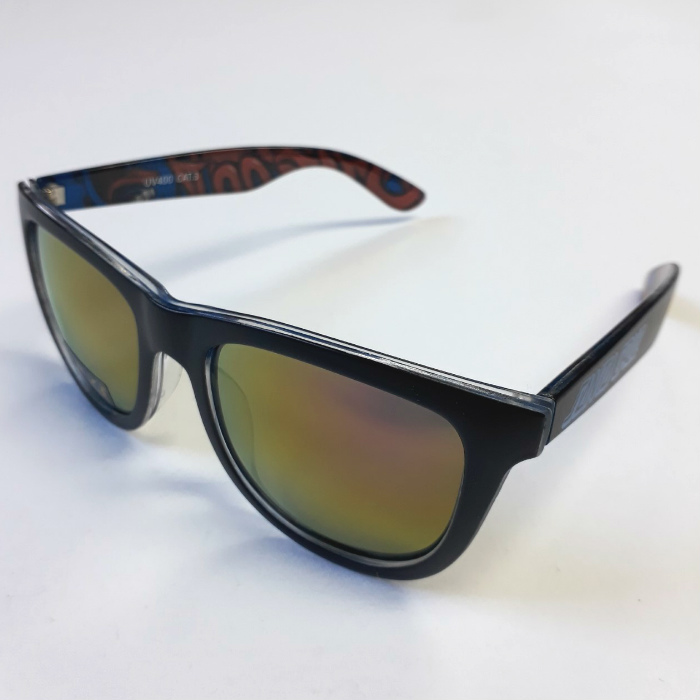 Santa Cruz Skateboards - Screaming Insider Sunglasses - Black