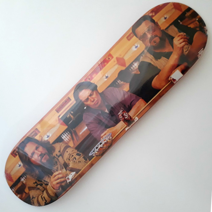 Skateboard Cafe - Bowling - Skateboard Deck 8.50