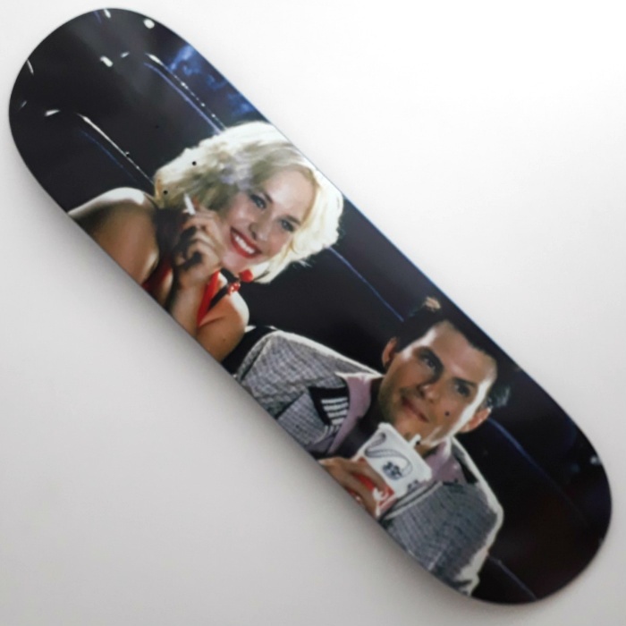Skateboard Cafe - Cinema - Skateboard Deck 8.25 / 8.50