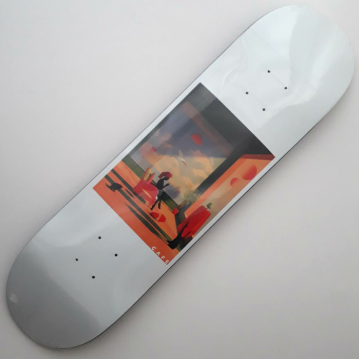 Skateboard Cafe - Dawn - Skateboard Deck 8.25