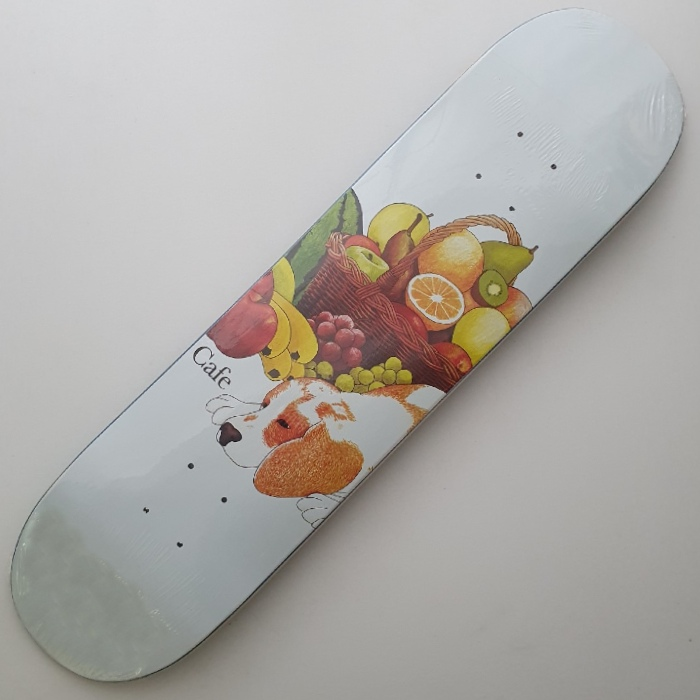 Skateboard Cafe - Healthy - Skateboard Deck 7.75