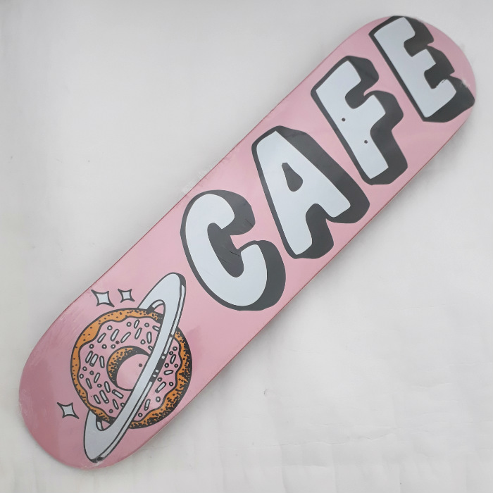 Skateboard Cafe - Planet Donut - Skateboard Deck 7.7