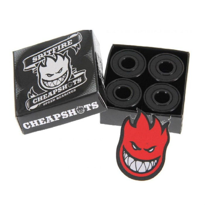 Spitfire Wheels - Cheapshots - Skateboard Bearings