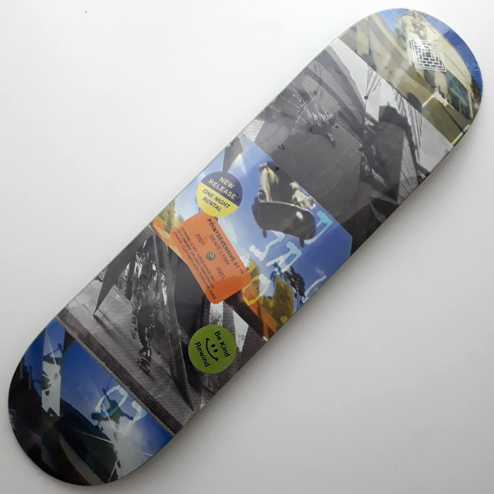The National Skateboard Co - Dennis Lynn - Point Seven Five - Skateboard Deck 8.50