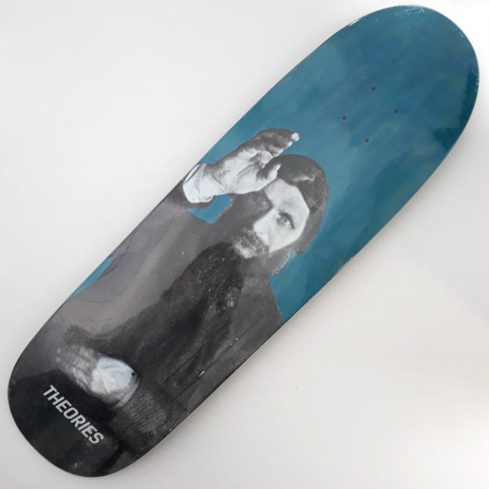 Theories of Atlantis - Rasputin - Special Delivery Shape - Skateboard Deck 9.125
