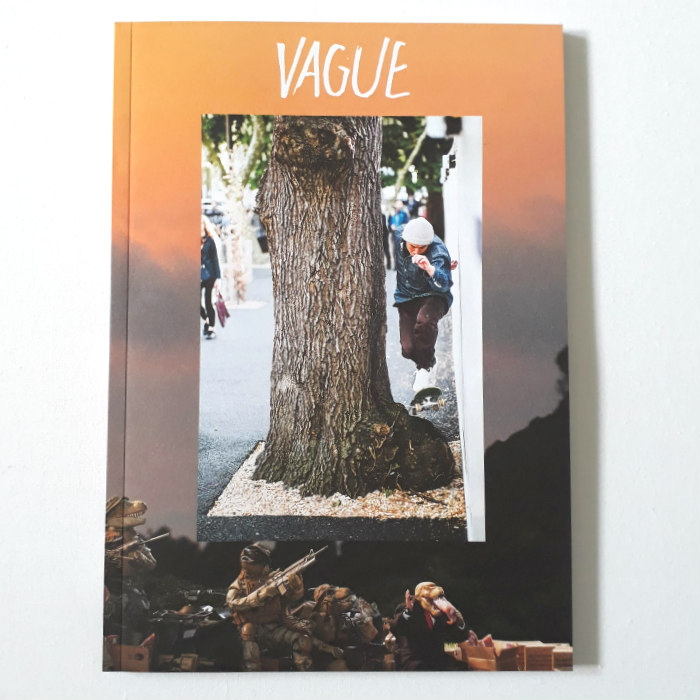 VAGUE Skate Magazine - Issue 5