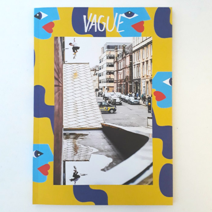 VAGUE Skate Magazine - Issue 6