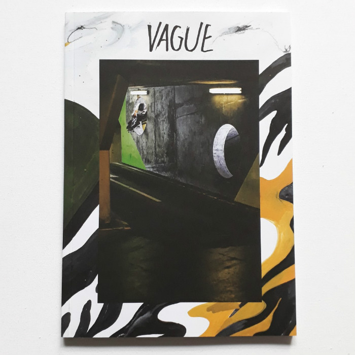 VAGUE Skate Magazine - Issue 7