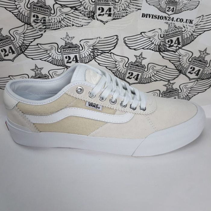 Vans - Chima Pro 2 Shoes - White/White