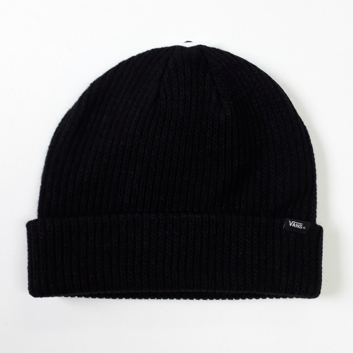 Vans-Core-Basics-Beanie-Hat-Black
