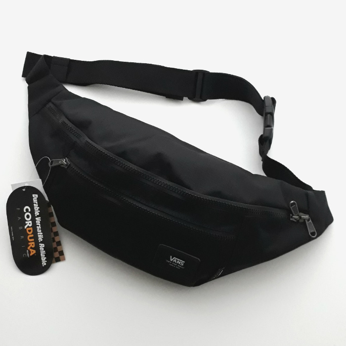 Vans - Ward Cross Body Pack / Bag - Black