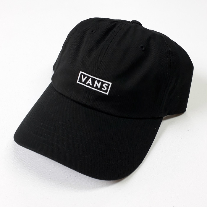 Vans-Curved-Bill-Strapback-Cap-Black