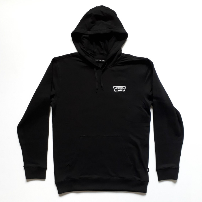 Vans-Full-Patch-Pullover-Hooded-Sweatshirt-Black-A
