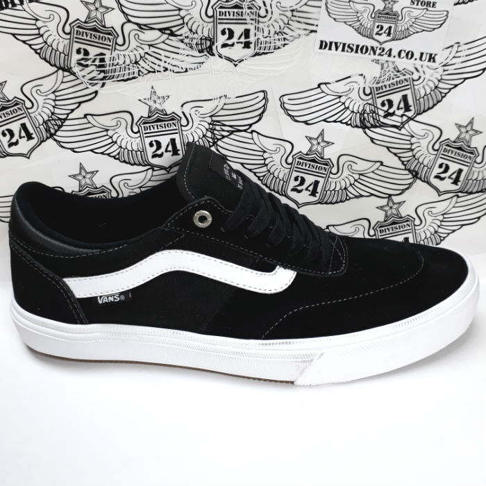 Vans - Gilbert Crockett - Pro 2 Shoes - Black/White