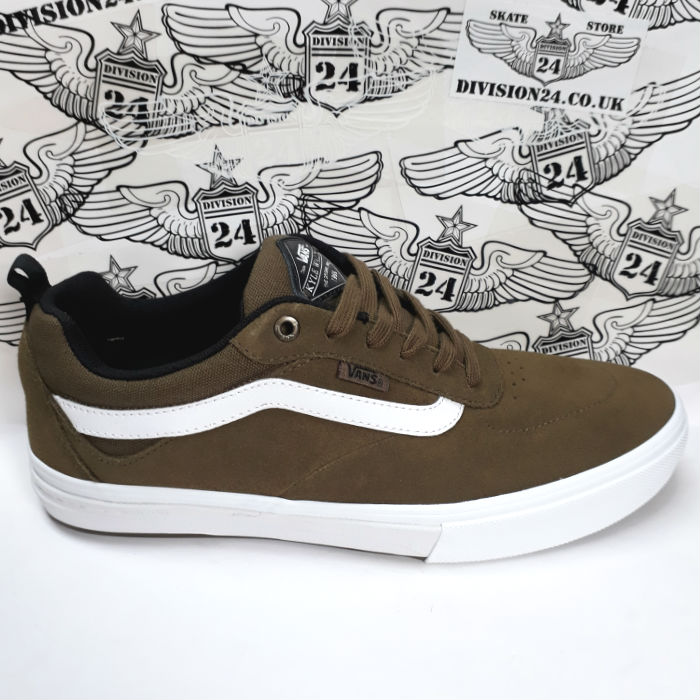 Vans - Kyle Walker - Pro Shoes - Cub/White