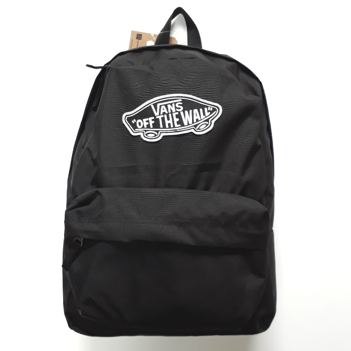 Vans - Realm Backpack - Black