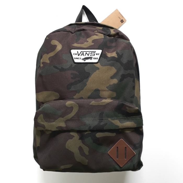 Vans - Old Skool II - Backpack - Classic Camo