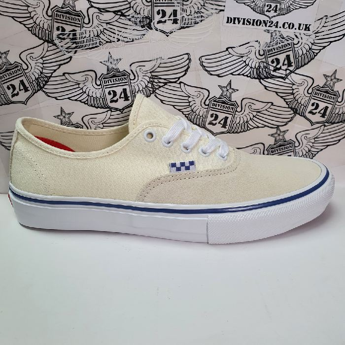 Vans - Skate Authentic - Shoes - Off White
