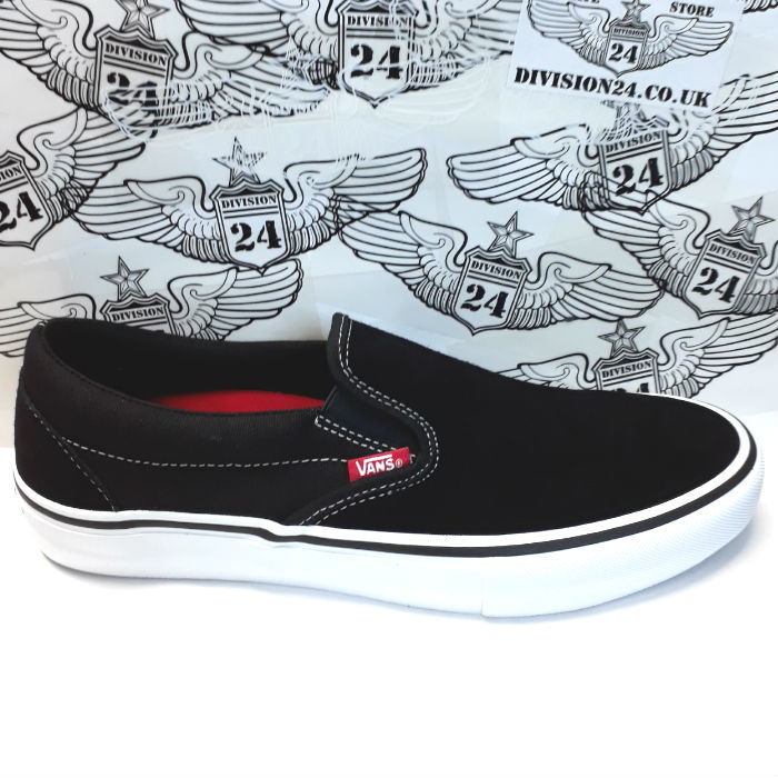 bb823d48e65f69 ... Vans-Slip-On-Pro-Shoes-Black-White-Gum ...