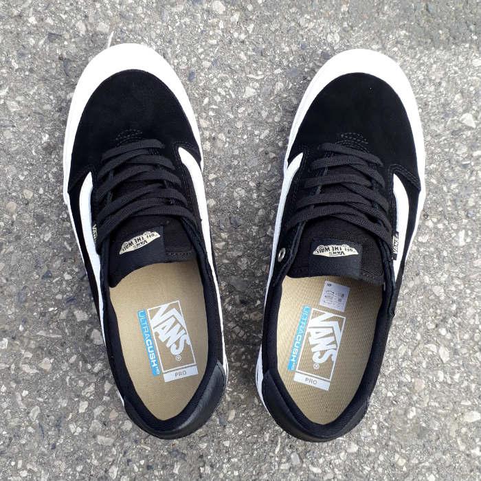 Vans - Style 112 Shoes - Black/White/Khaki